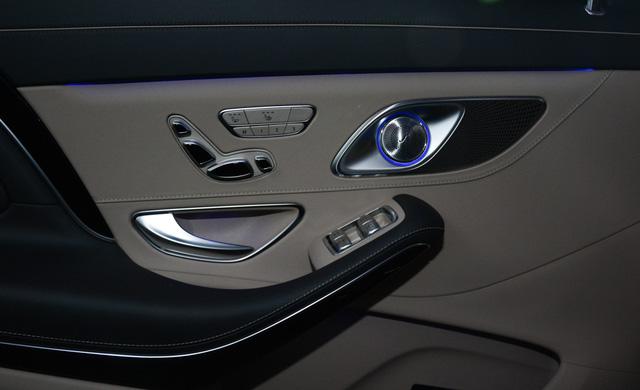 Cận cảnh xe siêu sang Mercedes-Maybach S500 giá 11 tỷ Đồng tại Việt Nam - Ảnh 14.
