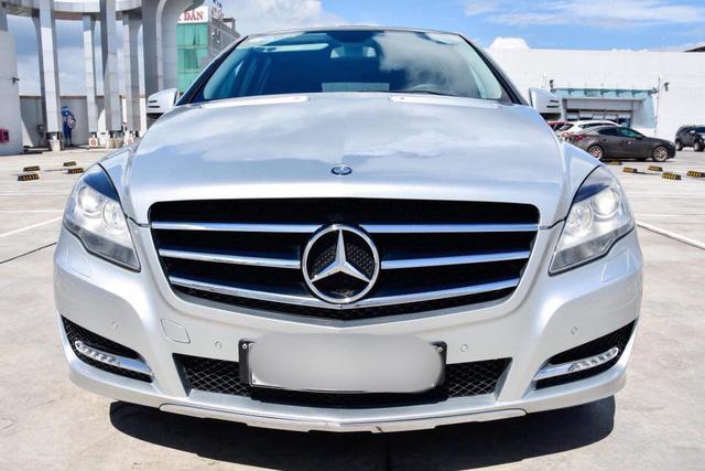 """""""Chuyên cơ mặt đất"""" Mercedes-Benz R300 cũ của ca sĩ Thu Minh được rao 1,2 tỷ đồng tại Hà Nội - Ảnh 4."""