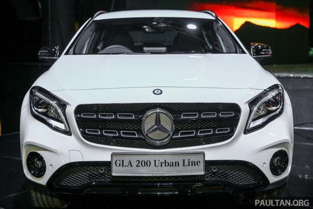 Crossover hạng sang Mercedes-Benz GLA 2018 cập bến Đông Nam Á, giá từ 1,26 tỷ Đồng - Ảnh 1.
