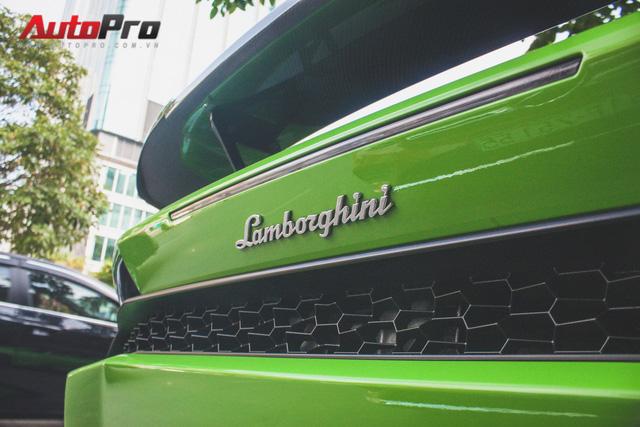 Siêu xe Lamborghini Huracan tái xuất tại Sài Gòn với diện mạo mới - Ảnh 11.