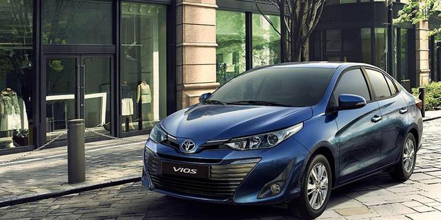 Toyota Vios 2018 ra mắt tại Lào và Campuchia, giá từ 19.300 USD - Ảnh 2.