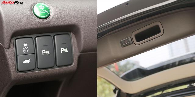 Chủ xe Honda CR-V cũ độ cốp mở bằng đá chân với 11 triệu đồng - Ảnh 4.