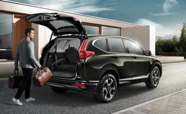 Nhập nguyên chiếc nhưng Honda CR-V 2018 thiếu hàng loạt trang bị - Ảnh 3.