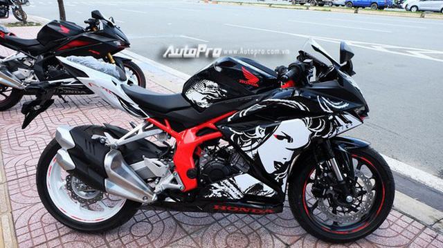 Honda CBR250RR sẽ có phiên bản naked, cạnh tranh với Yamaha MT-03 - Ảnh 2.