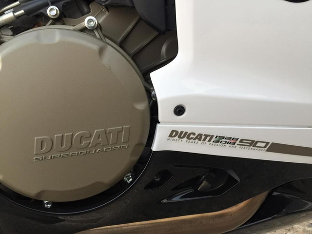 Lộ diện thiếu gia Sài thành sở hữu hàng hiếm Ducati 1299 Panigale S Anniversario - Ảnh 10.