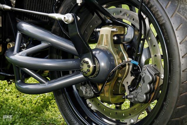 Diện kiến siêu mô tô Madboxer dùng động cơ Subaru WRX - Ảnh 6.