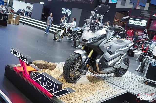 SUV việt dã 2 bánh Honda X-ADV ra mắt Đông Nam Á, giá từ 272 triệu Đồng - Ảnh 1.
