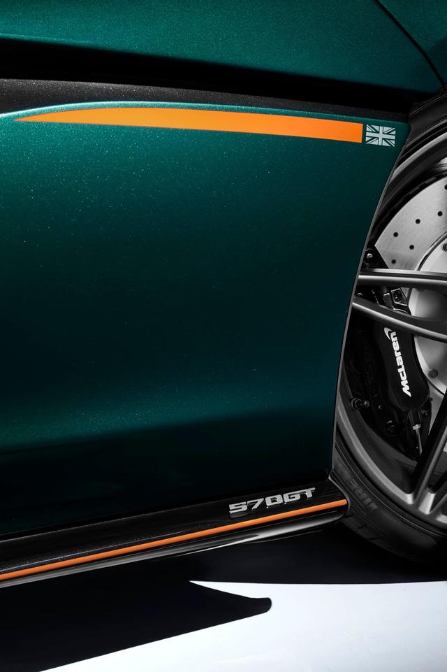 Làm quen với McLaren 570GT chỉ có 6 chiếc được sản xuất trên toàn thế giới, giá từ 5,8 tỷ Đồng - Ảnh 2.