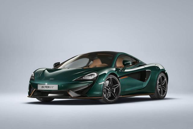 Làm quen với McLaren 570GT chỉ có 6 chiếc được sản xuất trên toàn thế giới, giá từ 5,8 tỷ Đồng - Ảnh 1.