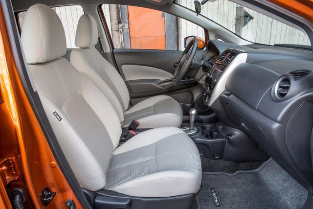 Xe 350 triệu Đồng Nissan Versa Note 2018 trình làng với trang bị tốt hơn - Ảnh 8.