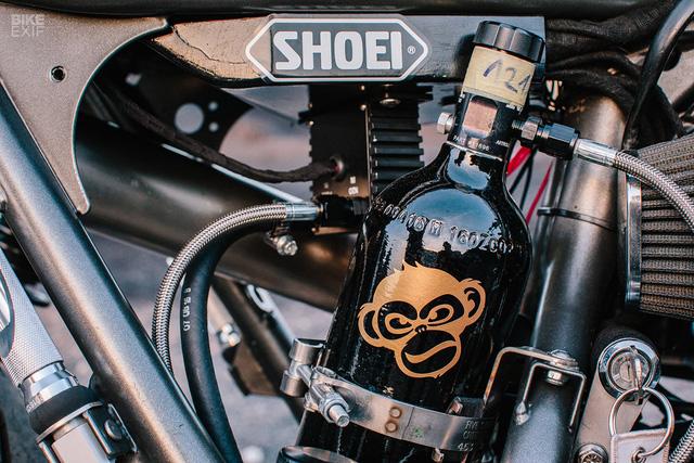 Kawasaki W650 độ công suất mạnh ngang ngửa Z1000 - Ảnh 2.