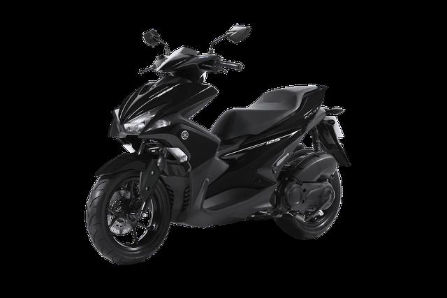 Yamaha NVX phiên bản 125 phân khối ra mắt Việt Nam, giá từ 40,99 triệu Đồng - Ảnh 2.