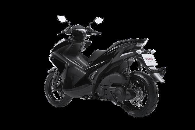 Yamaha NVX phiên bản 125 phân khối ra mắt Việt Nam, giá từ 40,99 triệu Đồng - Ảnh 10.