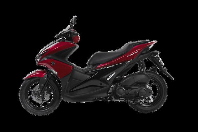 Yamaha NVX phiên bản 125 phân khối ra mắt Việt Nam, giá từ 40,99 triệu Đồng - Ảnh 4.