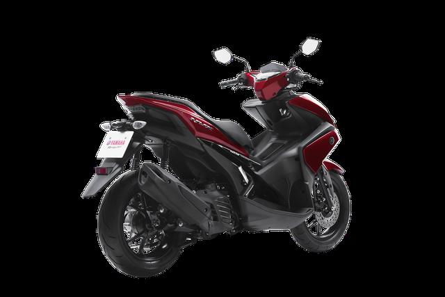 Yamaha NVX phiên bản 125 phân khối ra mắt Việt Nam, giá từ 40,99 triệu Đồng - Ảnh 8.