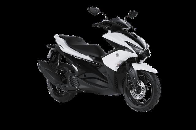 Yamaha NVX phiên bản 125 phân khối ra mắt Việt Nam, giá từ 40,99 triệu Đồng - Ảnh 3.