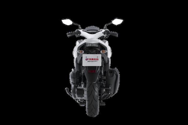 Yamaha NVX phiên bản 125 phân khối ra mắt Việt Nam, giá từ 40,99 triệu Đồng - Ảnh 9.