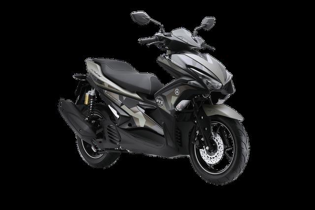 Yamaha NVX 155 có thêm phiên bản Camo cá tính, giá từ 52,69 triệu Đồng - Ảnh 8.