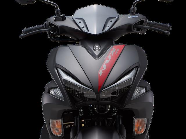 Yamaha NVX có thêm màu sơn mới, tặng thêm cặp phuộc dầu cho bản 155 phân khối - Ảnh 17.