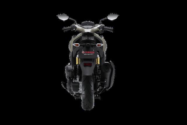 Yamaha NVX 155 có thêm phiên bản Camo cá tính, giá từ 52,69 triệu Đồng - Ảnh 6.