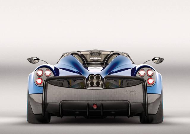 Siêu xe Pagani Huayra mui trần chính thức trình làng, giá 54,7 tỷ Đồng - Ảnh 3.