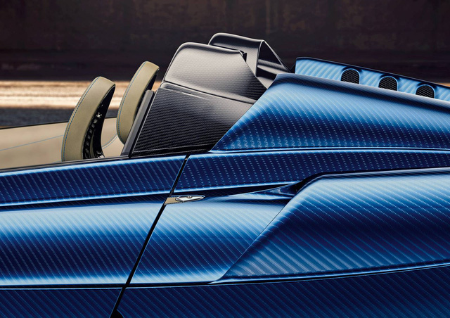 Siêu xe Pagani Huayra mui trần chính thức trình làng, giá 54,7 tỷ Đồng - Ảnh 7.