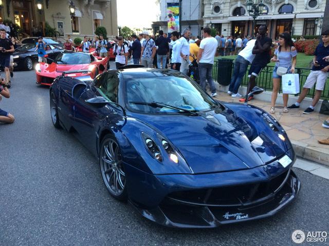 Những hình ảnh này cho thấy, Monaco không hổ danh là thiên đường siêu xe của thế giới - Ảnh 7.