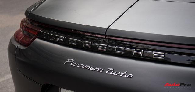 Porsche Panamera Turbo 2017 giá hơn 12 tỷ đầu tiên đổi màu tại Hà Nội - Ảnh 12.