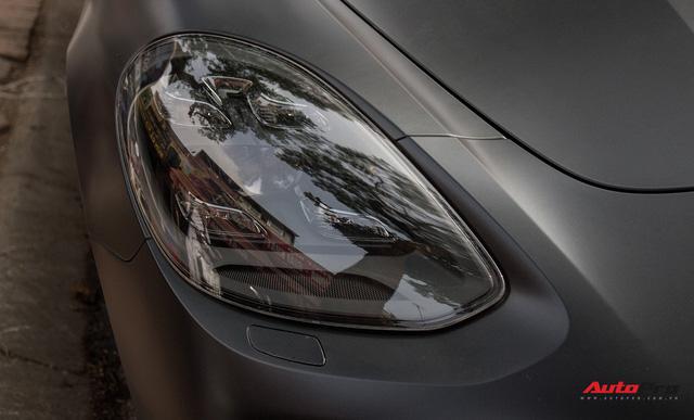 Porsche Panamera Turbo 2017 giá hơn 12 tỷ đầu tiên đổi màu tại Hà Nội - Ảnh 13.