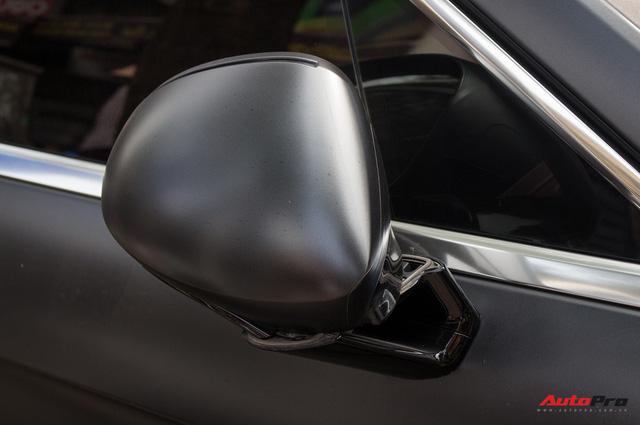 Porsche Panamera Turbo 2017 giá hơn 12 tỷ đầu tiên đổi màu tại Hà Nội - Ảnh 4.