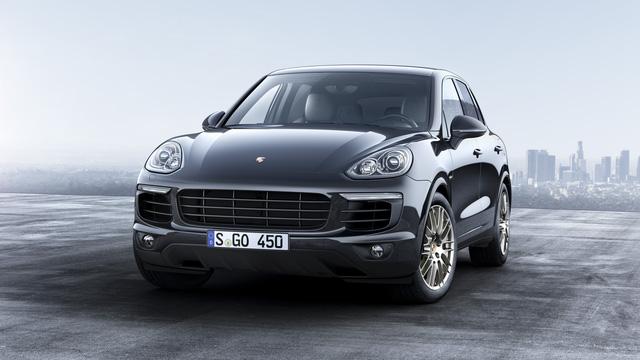 Porsche Cayenne Platinum chốt giá từ 4,671 tỉ đồng tại Việt Nam - Ảnh 1.
