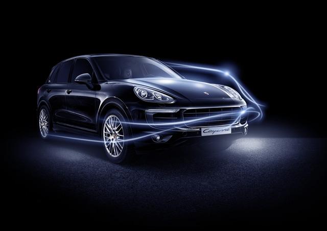 Porsche Cayenne Platinum chốt giá từ 4,671 tỉ đồng tại Việt Nam - Ảnh 3.