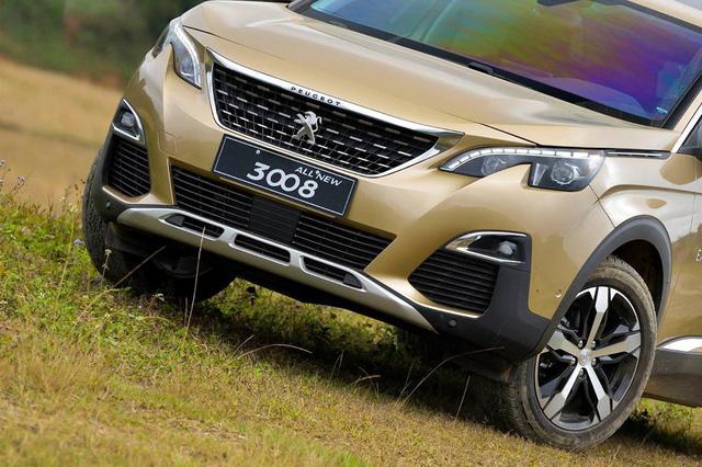 Chi tiết Peugeot 3008 thế hệ mới - đối thủ Mazda CX-5 và Honda CR-V tại Việt Nam - Ảnh 4.