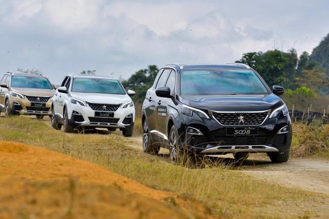 Peugeot 3008 và 5008 lắp ráp tại Việt Nam, giá từ 1,16 tỷ đồng - Ảnh 5.