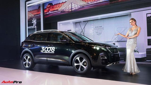 Peugeot 3008 và 5008 lắp ráp tại Việt Nam, giá từ 1,16 tỷ đồng - Ảnh 1.