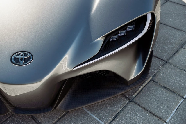Xe thể thao Toyota Supra 2018 bất ngờ bị rò rỉ hình ảnh và thông tin nóng - Ảnh 2.