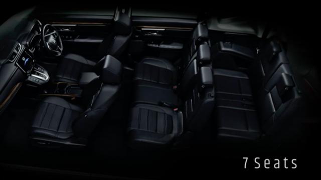 Honda CR-V 7 chỗ hoàn toàn mới sẽ ra mắt Đông Nam Á trong tháng này - Ảnh 2.