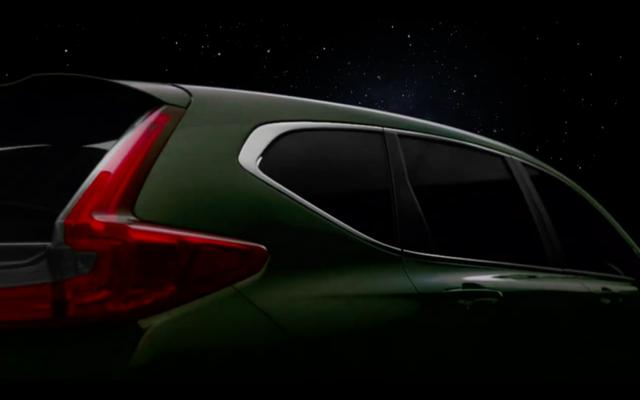 Honda CR-V 7 chỗ hoàn toàn mới sẽ ra mắt Đông Nam Á trong tháng này - Ảnh 5.
