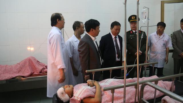 Danh tính 19 người thương vong trong vụ xe khách gặp nạn khi đi đón dâu ở Hà Nam - Ảnh 1.