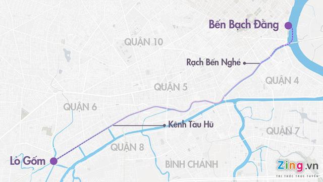 TP.HCM mở thêm tuyến buýt sông từ quận 1 đi Phú Mỹ Hưng - Ảnh 2.