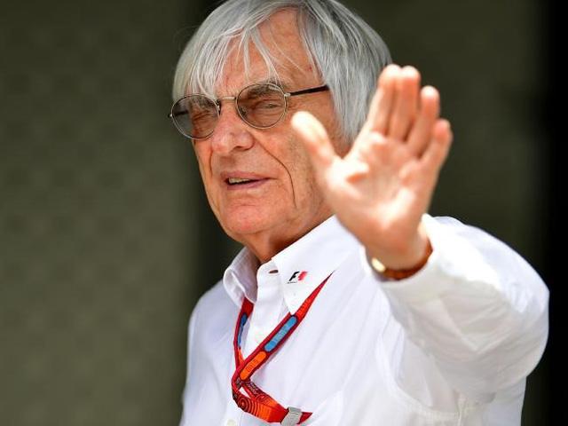 Ông trùm Ecclestone dập tắt cơ hội mang đường đua F1 tới Việt Nam - Ảnh 1.