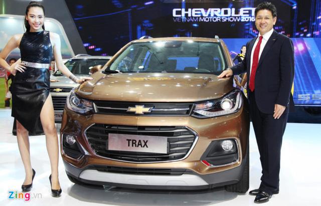 5 mẫu xe hơi ế nhất Việt Nam trong tháng 4 - Ảnh 2.