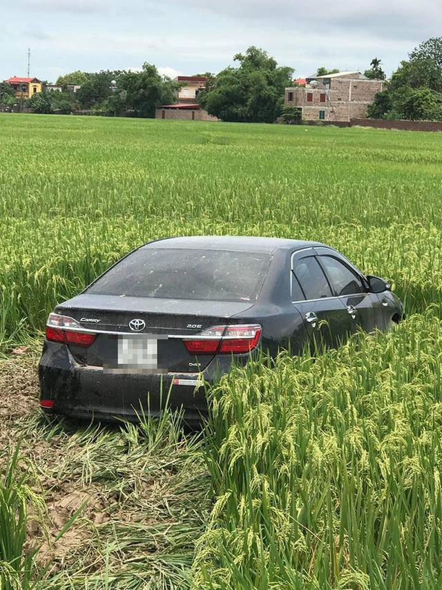 Nam thanh niên lái xe Camry gây tai nạn kinh hoàng, 3 học sinh tử vong - Ảnh 2.