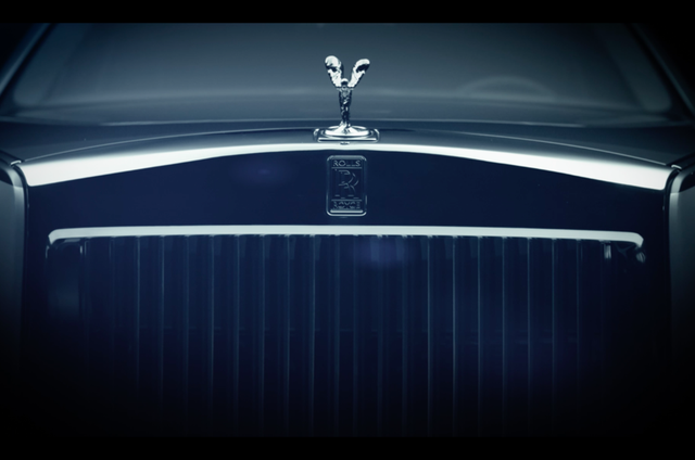 Rolls-Royce hé lộ hình ảnh đầu tiên của xe siêu sang Phantom 2018 - Ảnh 1.