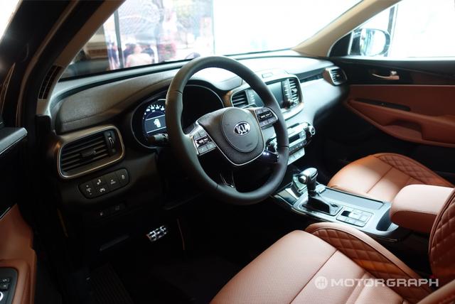 Soi SUV cỡ trung Kia Sorento 2018 có thể về Việt Nam bằng xương, bằng thịt - Ảnh 7.