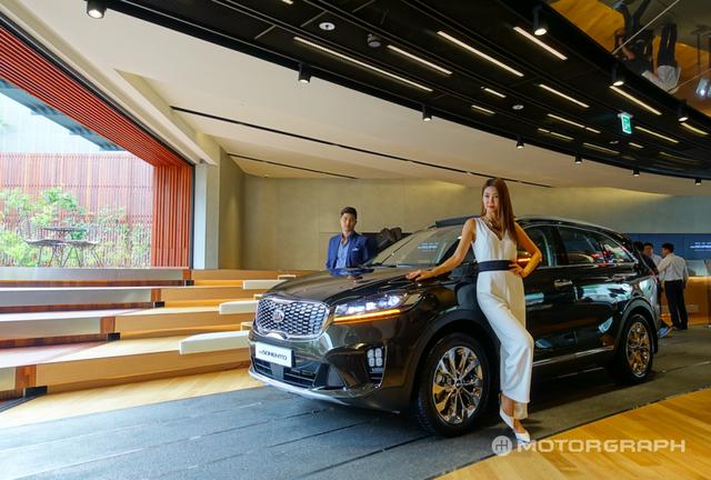 Soi SUV cỡ trung Kia Sorento 2018 có thể về Việt Nam bằng xương, bằng thịt - Ảnh 13.