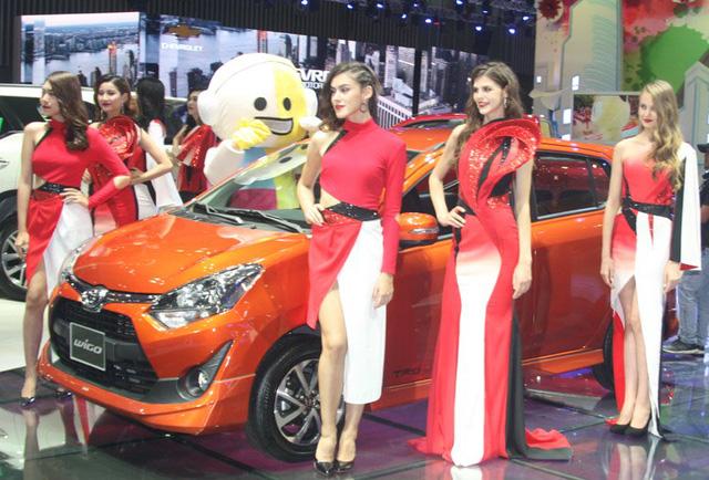 Ô tô nhỏ 400 triệu vào Việt Nam: Dành tiền 2018 mua xe - Ảnh 1.