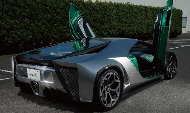 Kode 0 - Biến thể của Lamborghini Aventador, ra đời dưới tay người từng thiết kế Ferrari Enzo - Ảnh 6.