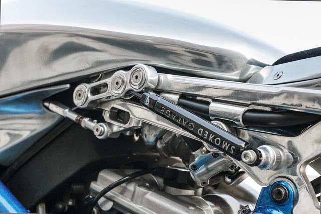 Project XG-848X: Chiếc Ducati bước ra từ phim viễn tưởng - ảnh 4