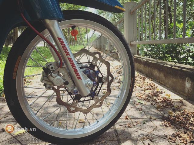 Honda Wave 110 của biker miền Tây được trang bị nhiều đồ chơi đắt tiền - Ảnh 2.